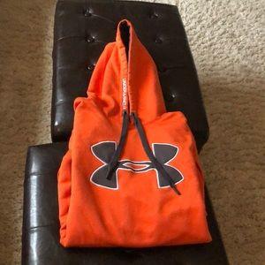 Under Armour Orange Hoodie